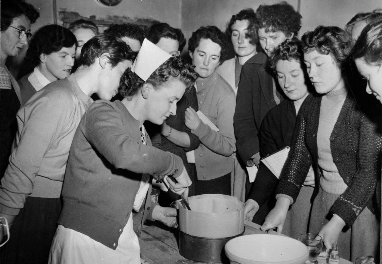 ICA Drimoleague Kitchen 1959