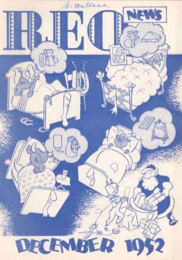 REO News, December 1952