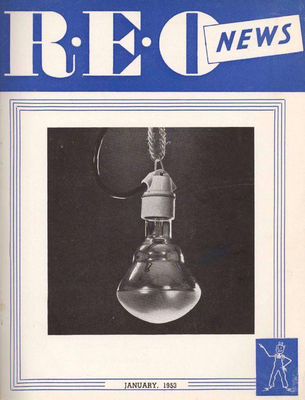REO News, 1953