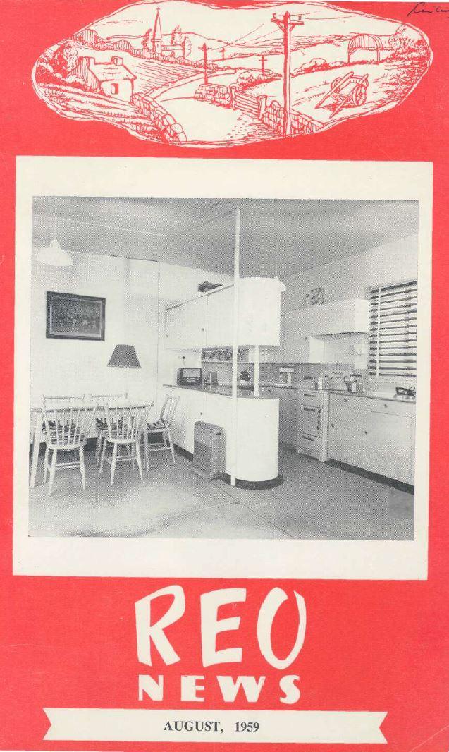REO News, 1959