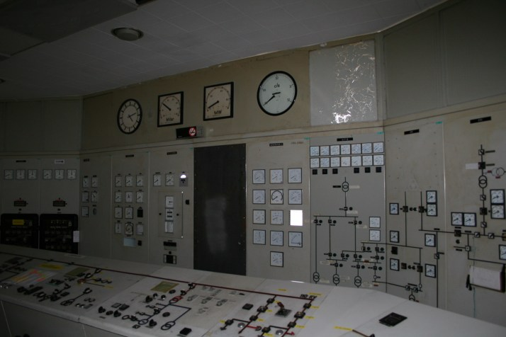 Lanesborough Control Room
