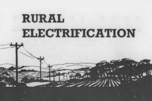 Rural Electrification promotional film, c.1955