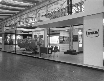 ESB science exhibit, RDS 28 October 1966