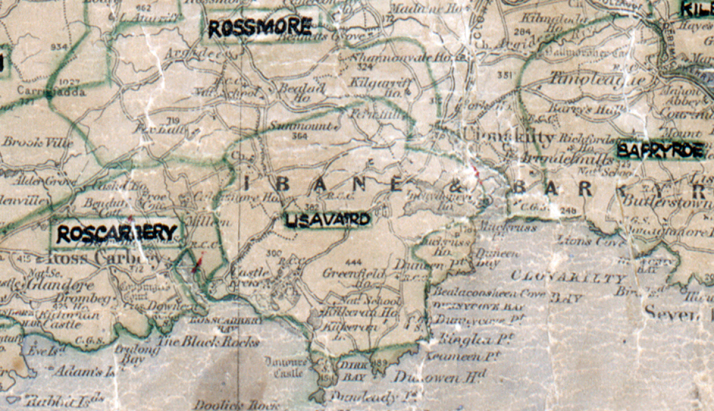 Lisavaird-Map-cork