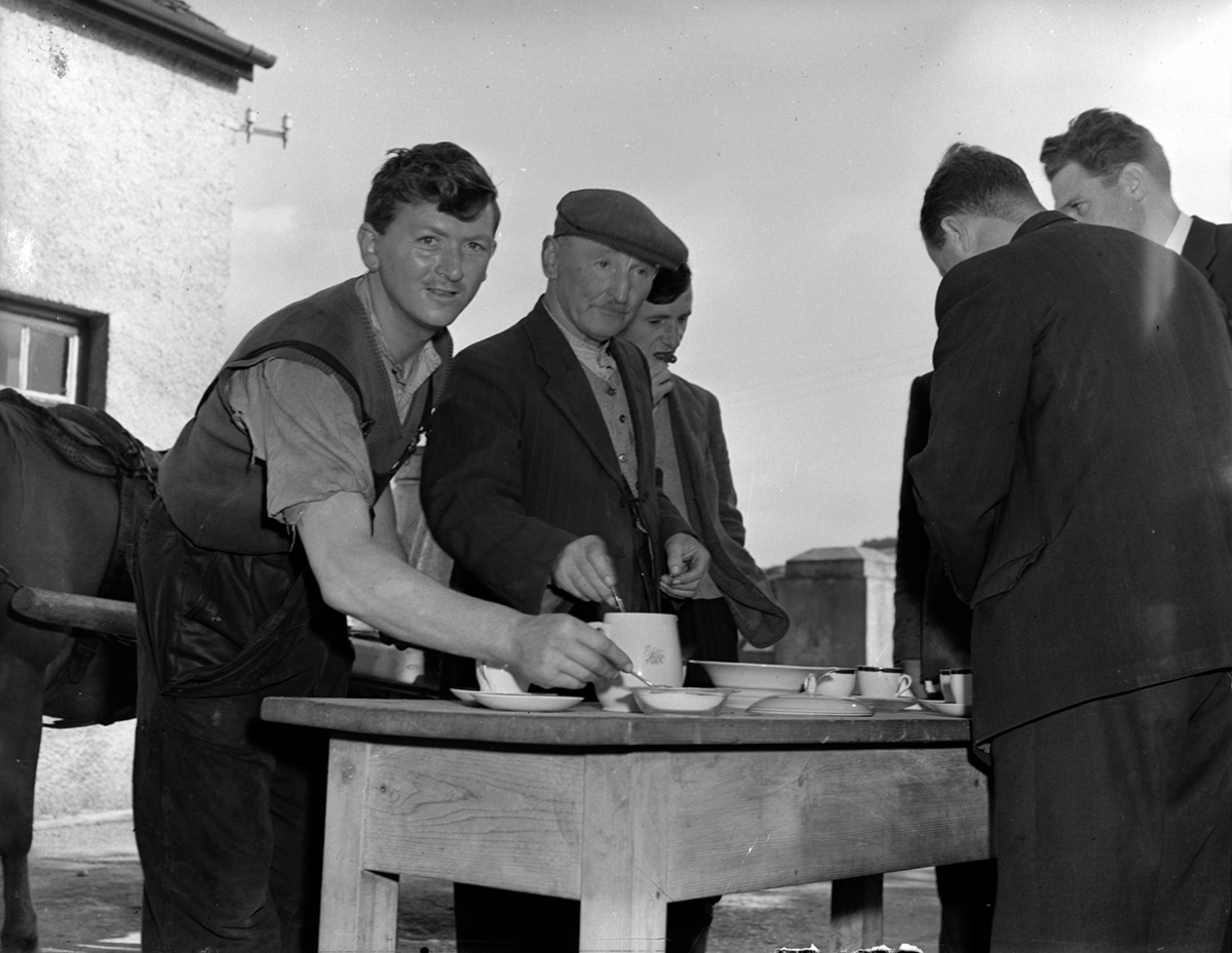 Rural Demonstration Upperchurch, Co Tipperary July 1957