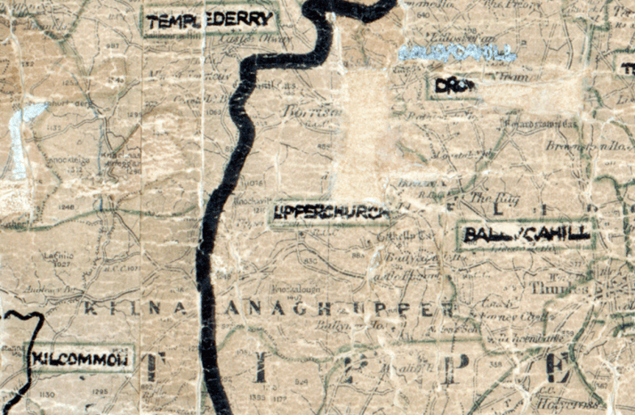 Upperchurch-map-limerick