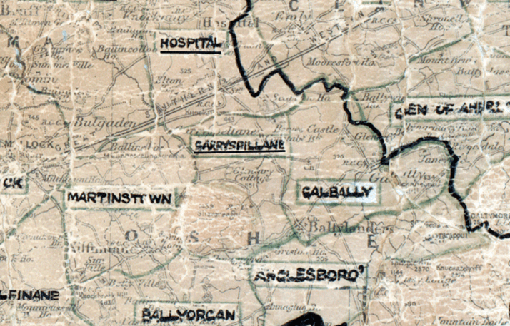 Garryspillane-Map-limerick