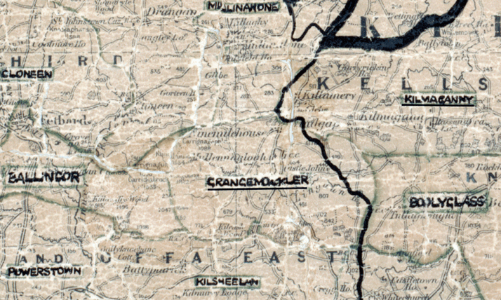 Grangemockler-Map-waterford