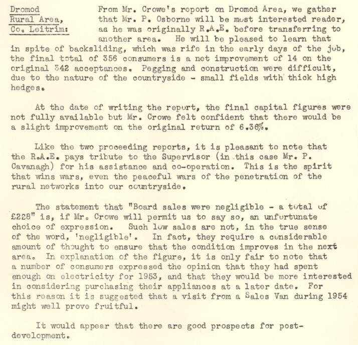 Dromod-R.E.O.February-1954-P