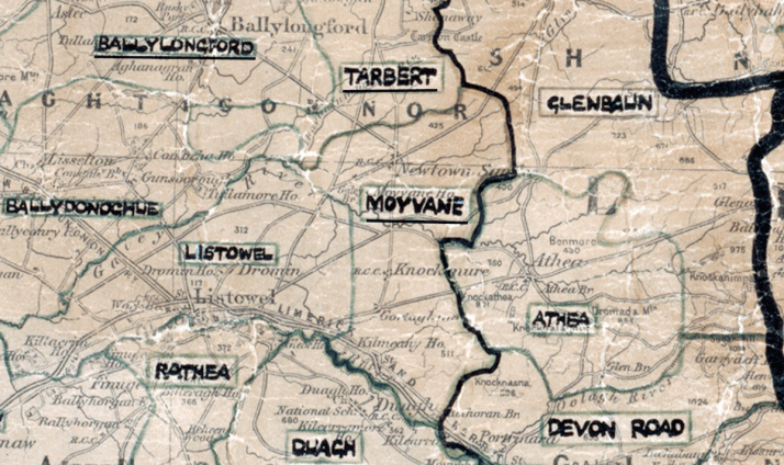 Moyvane-Map-tralee