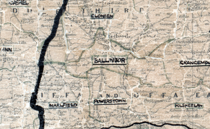 Balincor-Map-waterford