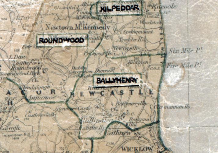 Ballyhenry-Map-dublin