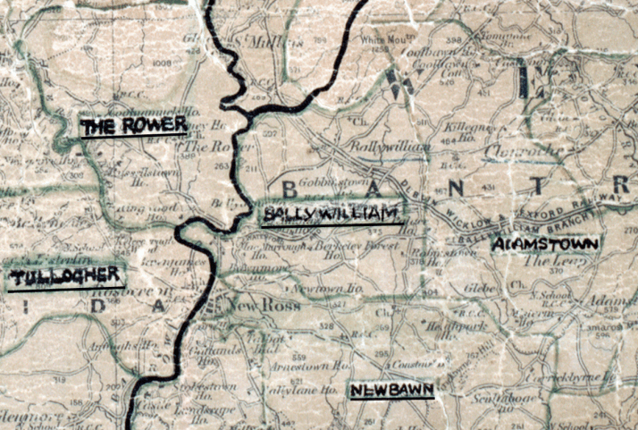 Ballywillaim-Map-waterford