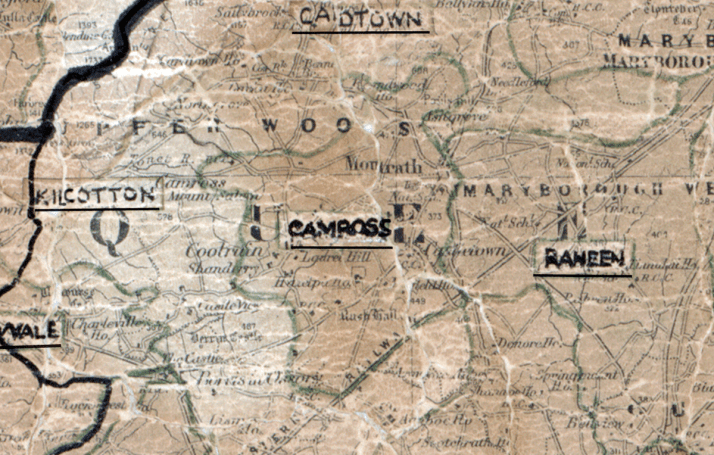 Camross-Map-portlaoise