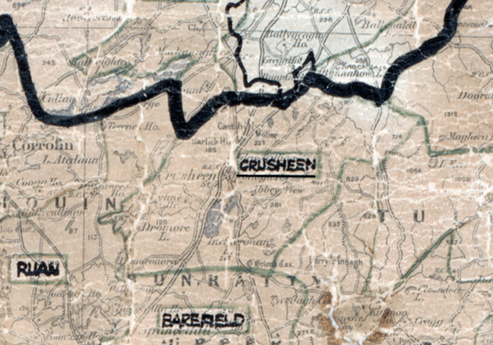 Crusheen-Map-limerick