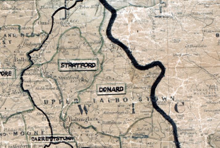 Donard-Map-dublin