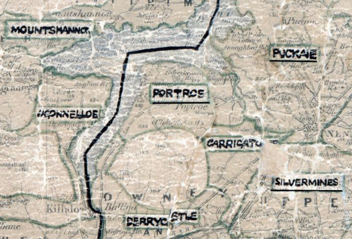 Portroe-Map-limerick