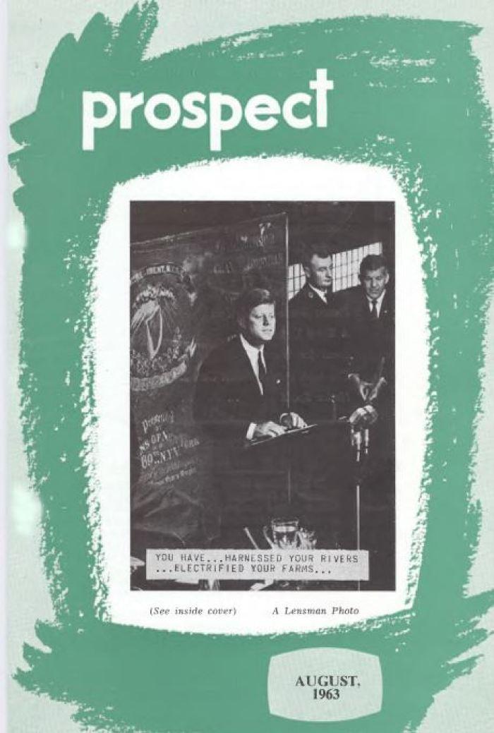 Prospect, August 1963