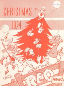 REO News, December 1954