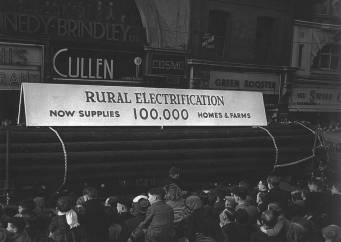 c1952, O'Connell Street, Dublin
