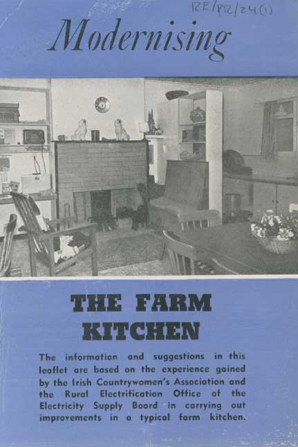 Modernising the farm kitchen