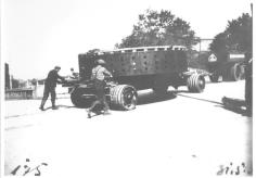Transport of generator component to Ardnacrusha, May 1933