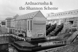 The construction of the Shannon Scheme, 1928
