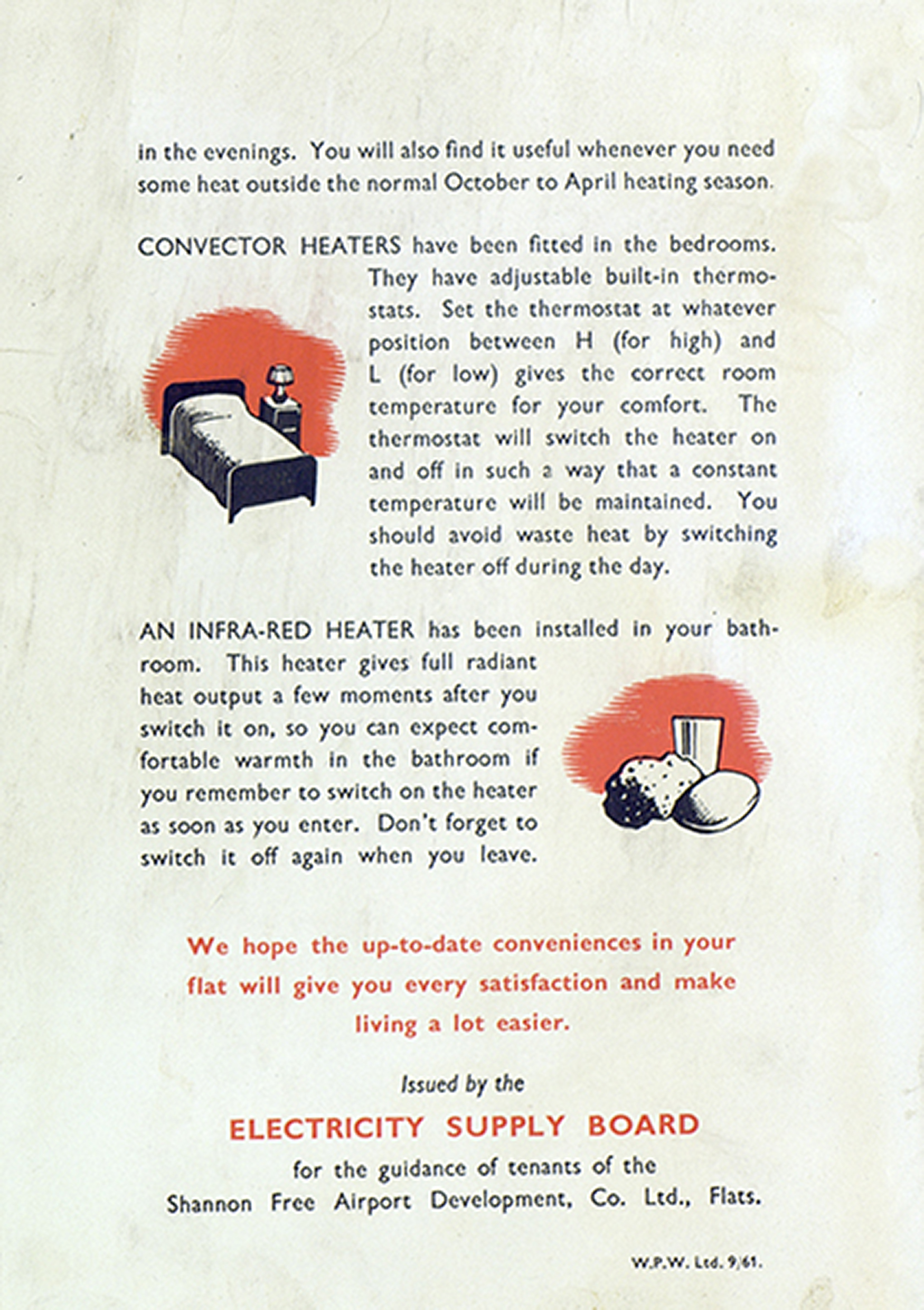 Welcome to your all-electric flat, 1961, p 4