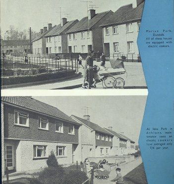 Electricity in Local Authority Housing, c1958, pp 3-4