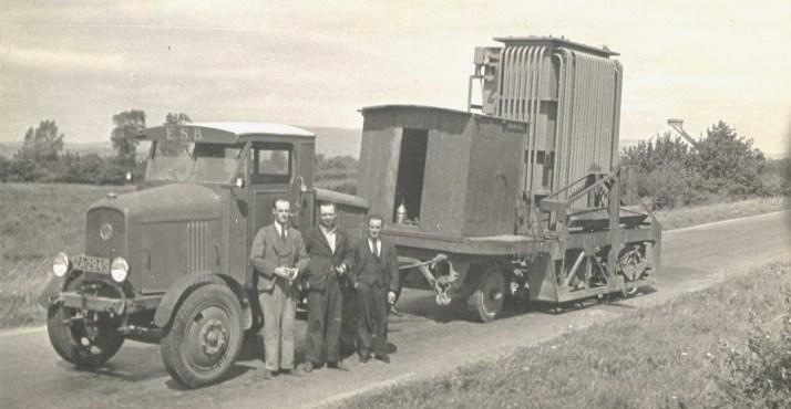 1934 Latil ZA 2945