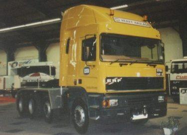 ERF 95 D 25066, retired 2003