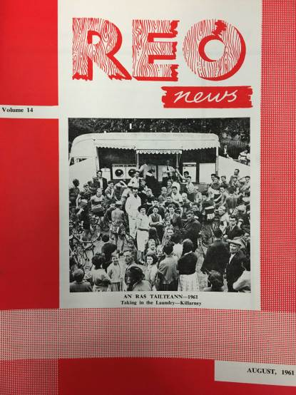 REO News Cover August 1961