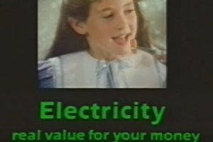 Electricity is Real Value for Your Money, Sunday Dinner, 1983