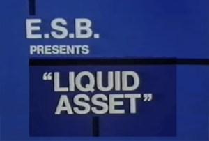 Liquid Asset, 1967