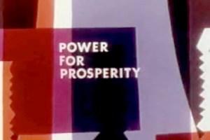 Power for Prosperity, 1963