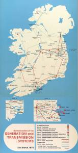 Generation and Transmission System 1974/75