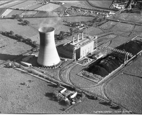 Portarlington Station, c.1950s