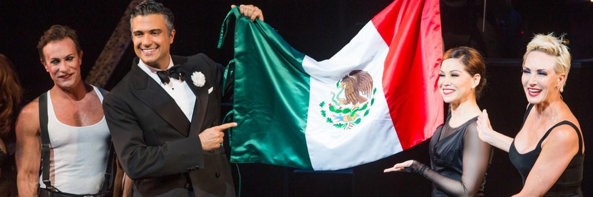 Dos mexicanos hacen historia en Broadway