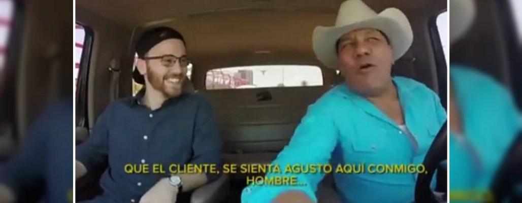 Lupe Esparza en Uber