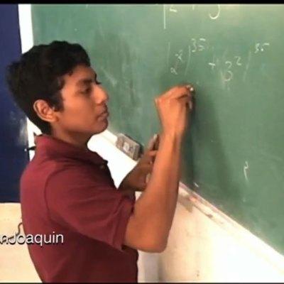 #GenioMexicano: Joven maya competirá contra los mejores del mundo en matemáticas