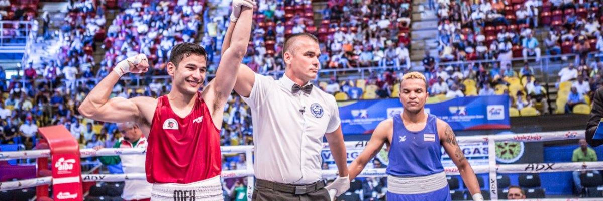 Boxeadores - Juan Pablo Romero