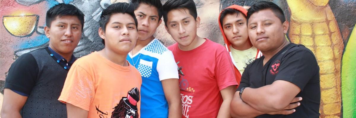 Tihorrappers, los raperos mayas