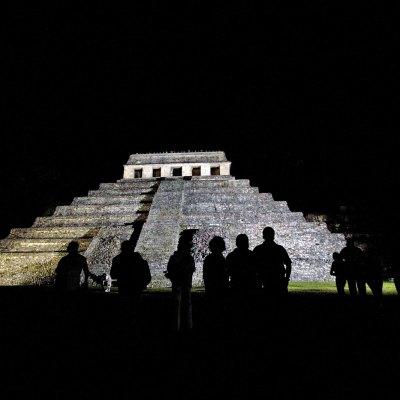 #Mayas: Siglos después, las pirámides nos revelan un maravilloso secreto