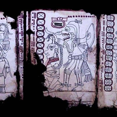 #CódiceGrolier: El libro más antiguo de América ratifica que los mayas eran unos genios