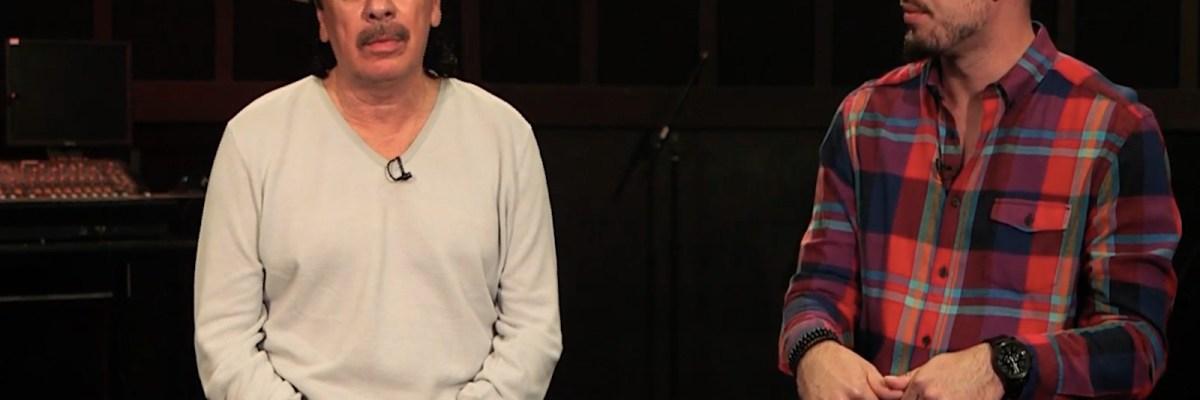 """#ThisIsMyHome: Carlos Santana nos anima a decir: """"soy un estadounidense"""""""