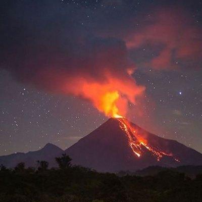 #VolcánDeFuego: Un coloso despierta en México y es imponente