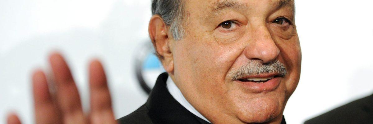 Trump dice que Carlos Slim está detrás de las acusaciones de acoso sexual en su contra