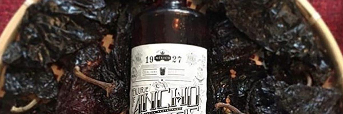 Ancho Reyes, un licor bien mexicano hecho a base de chile