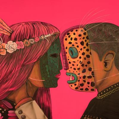 Saner: Un artista mexicano en el corazón del mundo