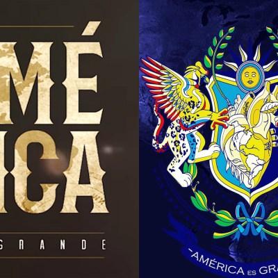 Este mensaje nos invita a unirnos y ser parte de la verdadera América, un solo continente que toca los dos polos.